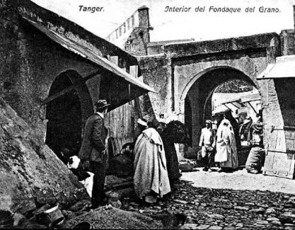 HISTOIRE DE TANGER