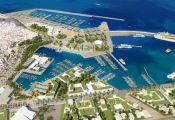 Port reconstruction