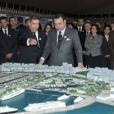 Tanger, lancement officiel des travaux de construction du nouveau port